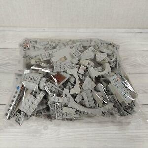 Genuine Lego Light Bluish Grey Bundle 1kg Mixed Bricks Pieces Joblot Set