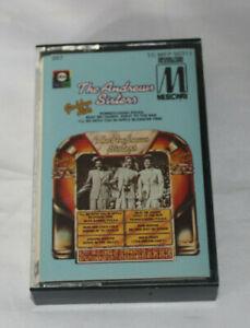 The Andrews Sisters, Golden Hits -  Cassette Tape