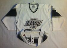 VINTAGE RARE 90's CCM ULTRAFIL LOS ANGELES KINGS AUTHENTIC HOCKEY JERSEY SIZE 44