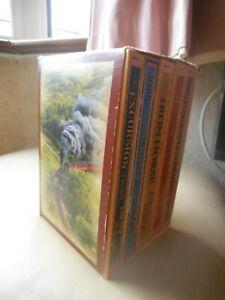EDWARD MARSTON 5 x PB Book BOXED SET Brighton, Horse, Viaduct, Excursion & Detec