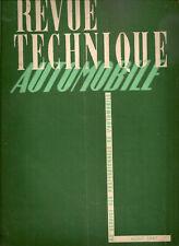 REVUE TECHNIQUE AUTOMOBILE 16 RTA 1947 CAMION GMC CCKW 6X6 2T5 BOITE COTAL