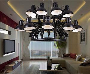 New Modern Spider Chandelier Lighting ceiling Lamp pendant Light