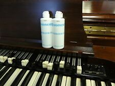 2-Original Hammond Organ Tone wheel Generator Oil
