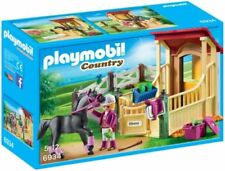 Playset Country Arab Horse with Stable Playmobil 6934