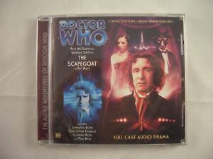 Doctor Who The Scapegoat Full Cast Audio CD