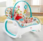 Silla Mecedora Para Bebe Niños Niñas Reclinable Con Vibraciones Calmantes Comdo