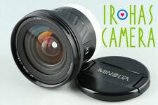 Minolta AF 20mm F/2.8 Lens #33397 F5