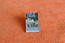 15238 PIN'S PINS FRANCE ESSONNE MEDIAVILLE 91