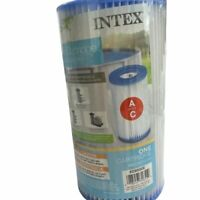 Pool Filter Intex Cartridge Type A or C Easy Set Swimming Krystal Clear 29000E