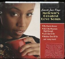 CD SMOOTH JAZZ PLAYS MOTOWN'S GREATEST LOVE SONGS AA.VV. 2007 SEALED