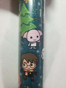 Harry Potter Movie Christmas Gift Wrapping Paper 3.33' X 7 YARDS