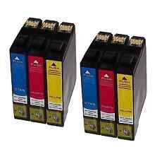 6 Drucker-Patrone Tinte für EPSON STYLUS BX305F BX305FW SX125 SX420W SX130 SX425