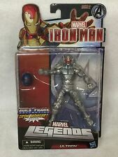 Marvel Legends Iron Man Movie Ultron - Iron Monger BAF Series - NEW MOC