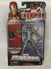 Marvel Legends Iron Man Movie Ultron - Iron Monger BAF Series - NEW MOC