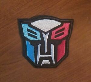 Transformers Patch 3 Inch