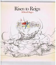 LP ST DAVID'S SINGERS RISEN TO REIGN
