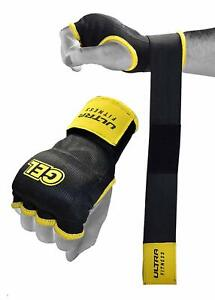 Boxing Training GEL Inner Gloves Hand Wraps MMA Fist Protector Bandages Mitts