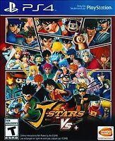 NEW J-Stars Victory Vs+ (Sony PlayStation 4, 2015)