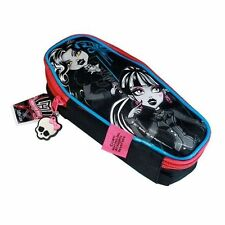 Monster High 'Coffin Shaped' Pencil Case Character Stationery Girl Gift 640