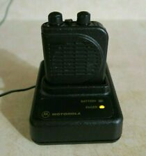 Motorola Minitor Iii (3) Vhf Pager 151-158.9 Mhz with Charger