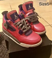 Jordan Retro 4 Gs Size 5