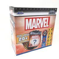 """Jada Toys Marvel Nano METALFIGS 20-Pack Wave 2 Die-Cast, 1.65"""" Figures"""