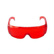 Dental Protective Glasses 2 Pcs Anti-Fog UV Safety Goggles for LED Curing Light