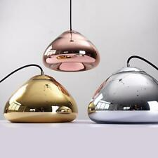 Modern Glass Pendant Lights Industrial Lamps Retro Loft American Country Style