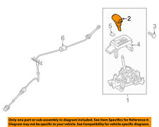 Lincoln FORD OEM 07-09 MKZ Transmission-Gear Shift Knob Shifter Handle 7H6Z7213B