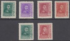 SERIE FERNANDO EL CATOLIC0 - ** 841/844A - AÑO 1938 - COMPLETA DE GRAN LUJO