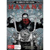 Mayans M.C - The Complete First Season (Dvd,2019, 4-Disc Set)