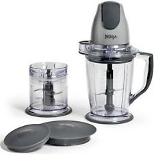 Ninja Master Prep Blender Food Processor Chopper Drink Mixer Smoothie Maker NEW