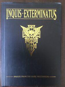 Warhammer Black Library Inquis Exterminatus