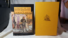 ~SIGNED LIMITED~ Knight of the Seven Kingdoms by George R. R. Martin