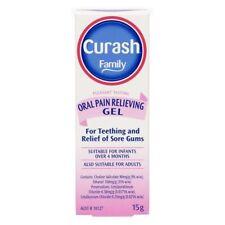 Curash Pleasant Tasting Teething Gel - 15g