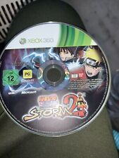 Naruto Shippuden Ultimate Ninja Storm 2 Xbox 360 Disque Seulement