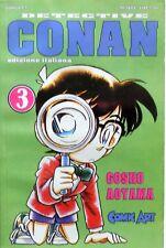 MANGA COMIC ART DETECTIVE CONAN N.3