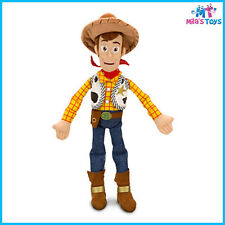 "Disney Toy Story Woody 18"" Plush Doll Toy brand new with tags"