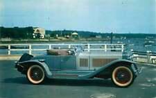 Postcard 1927 Isotta Fraschini Roadster - Automobile