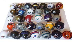 NFL Team Riddell Replica Mini American Football Helmet - ANY 5 FOR £9