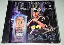 Mr. Doctor - Bombay (CD, 1999, Black Market Records) RARE Sacramento G-Funk