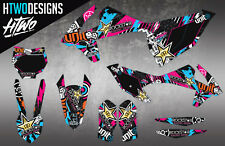 KTM 50 MOTOCROSS GRAPHICS TO SUIT SX SX50 MX GRAPHICS / DECAL KIT / STICKERS