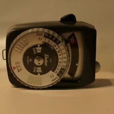 Belichtungsmesser  Light meter Gossen sixtar -6423