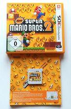 New Super Mario Bros. 2 - Nintendo 3DS, 2DS - KOMPLETT mit OVP