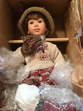 "BOYDS YESTERDAYS' CHILD DOLL COLLECTION "" Cassidy "" NEW #4936"