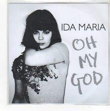 (FN858) Ida Maria, Oh My God - 2008 DJ CD