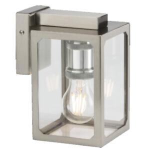Traditional Vintage Style Outdoor Single Wall Light IP23 Garden Lantern Lamp