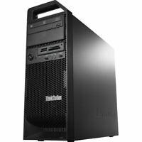 Lenovo ThinkStation S30 Desktop Intel Xeon 3.2GHz 8GB Ram 128GB SSD Win 10 Pro