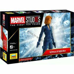 "Zvezda 2047 Marvel Studios: Avengers ""Black Widow"" (17 details, 8.9 sm) 1/20"