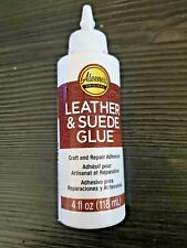 Aleene's15594 Leather & Suede Glue 4oz